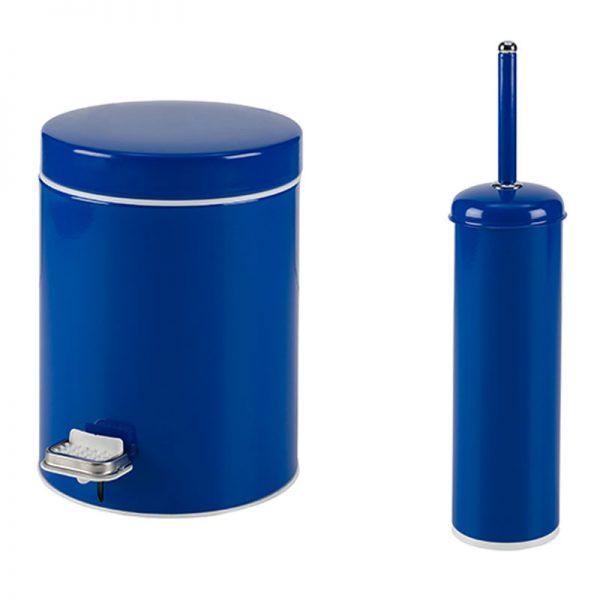Σετ Κάδος-Πιγκάλ Μπλε